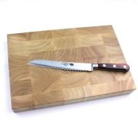 T&G Woodware Rectangular End Grain Chopping Board