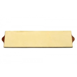 Napped Leather Replacement Bed for Supex Strop