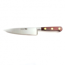 "Cook's Knife - 6""/15cm Stainless Steel Red Stamina Handle"