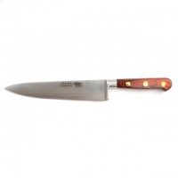 "Cook's Knife - 8""/20cm Stainless Steel Red Stamina Handle"