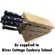 Sabatier Knife Set with Knife Block